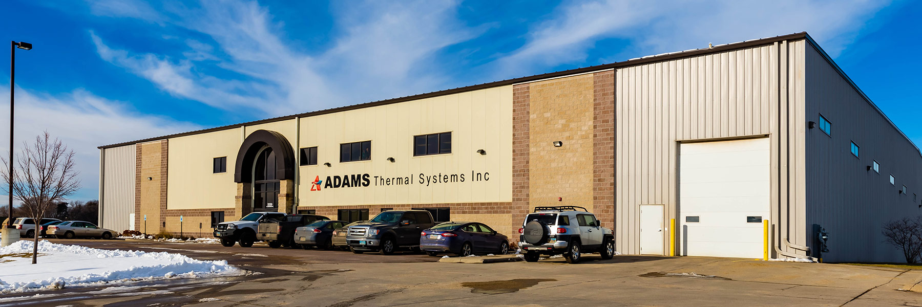 Autoland Sioux Falls >> Adams Thermal Systems North - Canton, SD | Empire Building Construction