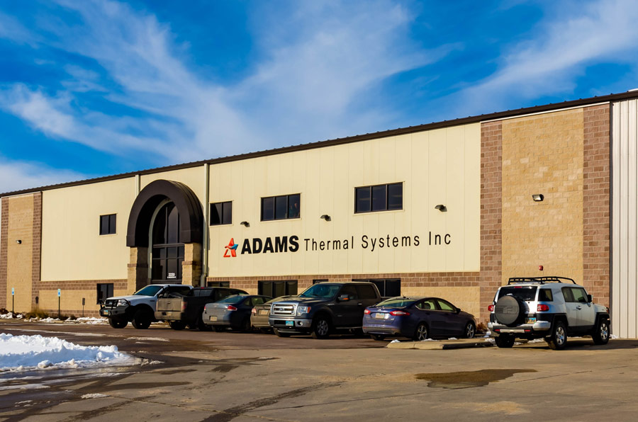 Adams Thermal Systems North-Canton, SD